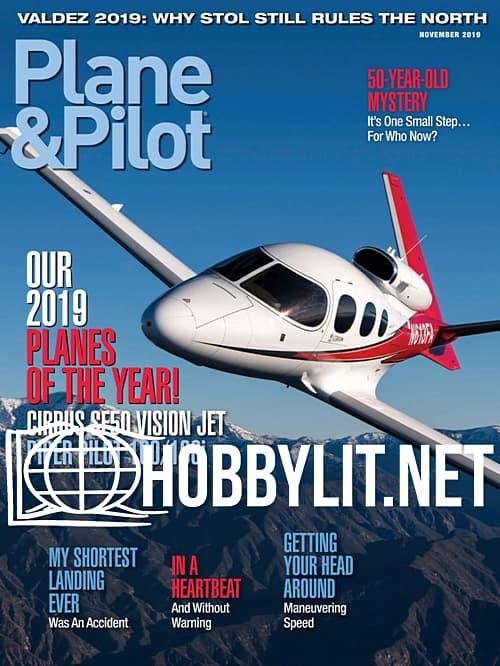 Plane & Pilot - November 2019