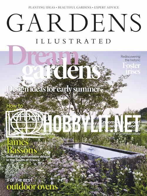 Gardens Illustrated - June 2020