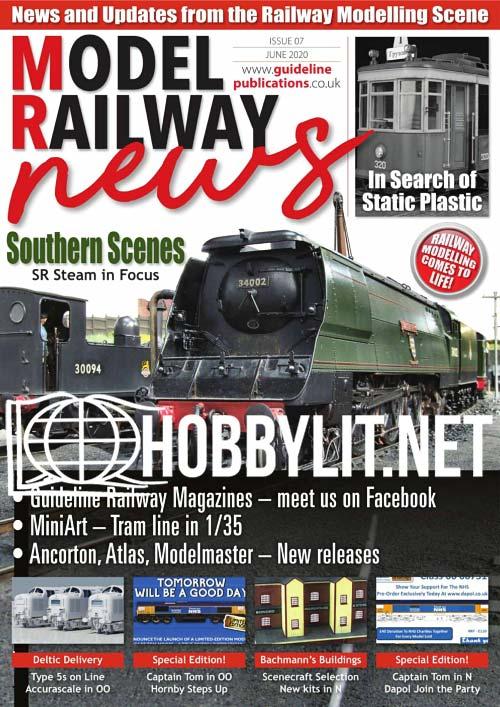 Model Railway News - June 2020