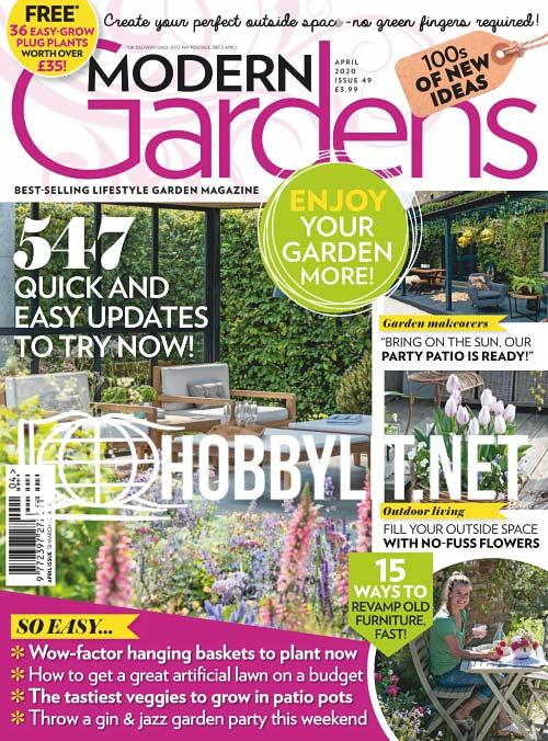 Modern Gardens - April 2020