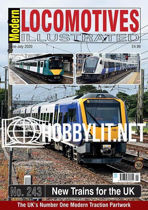 Modern Locomotives Illustrated - June/July 2020