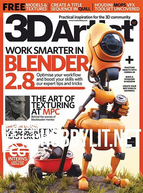 3D Artist Issue 137