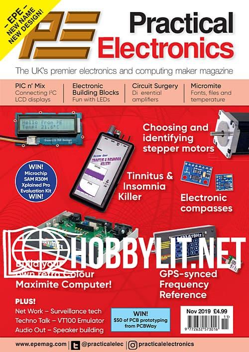 Practical Electronics - November 2019