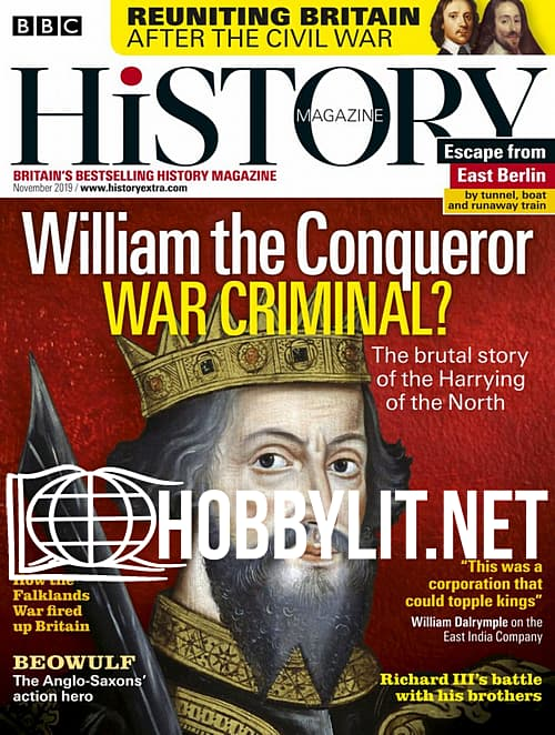 History Magazine  - November 2019