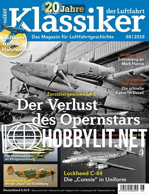 Klassiker der Luftfahrt - 2019-08