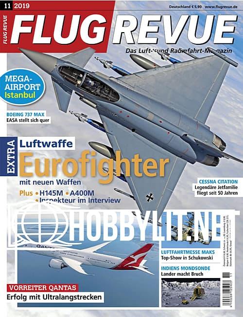 Flug Revue 2019-11