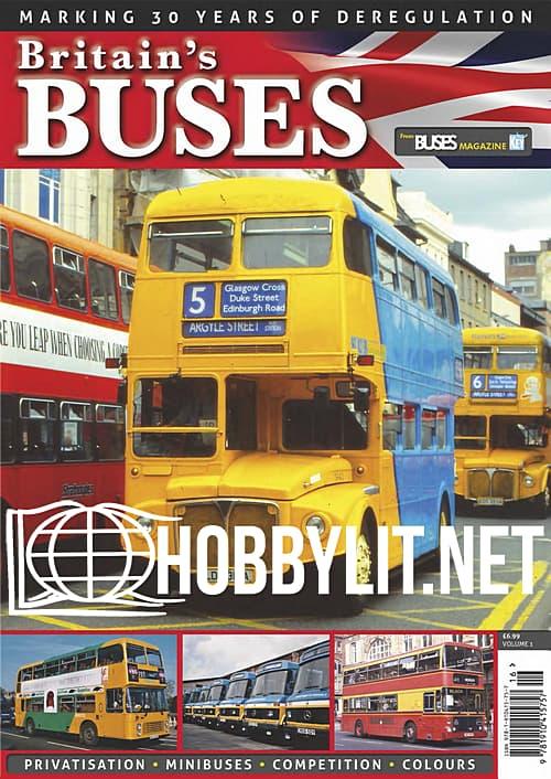 Britain's Buses Volume 1