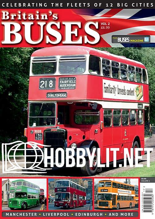 Britain's Buses Volume 2