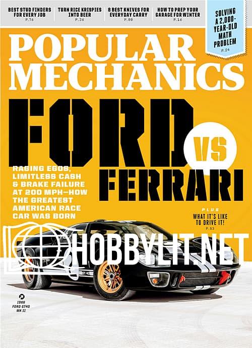 Popular Mechanics - November 2019