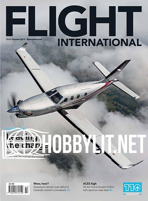 Flight International - 15-21 October 2019