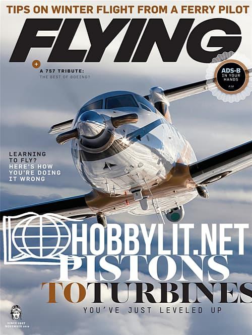 Flying - November 2019