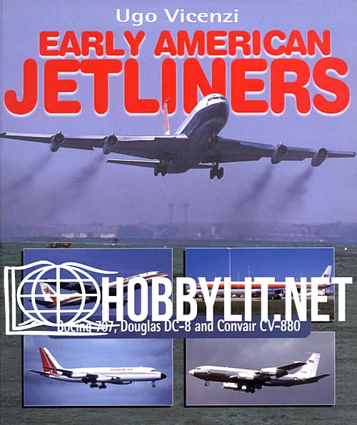 Early American Jetliners