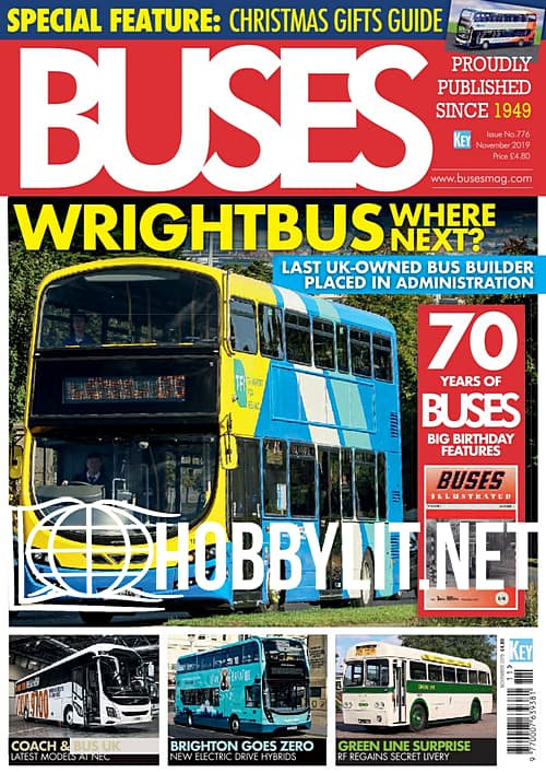 Buses - November 2019