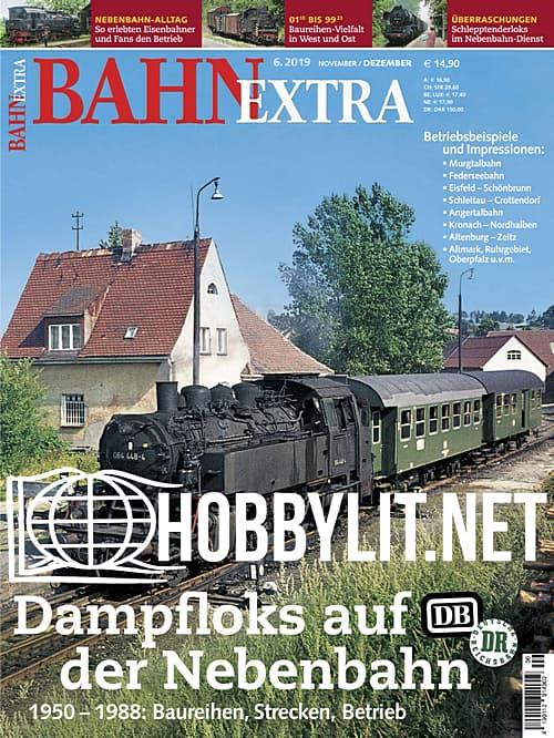 Bahn Extra – November/ Dezember 2019