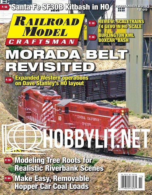 Railroad Model Craftsman - November 2019