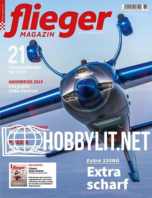 Fliegermagazin – November 2019