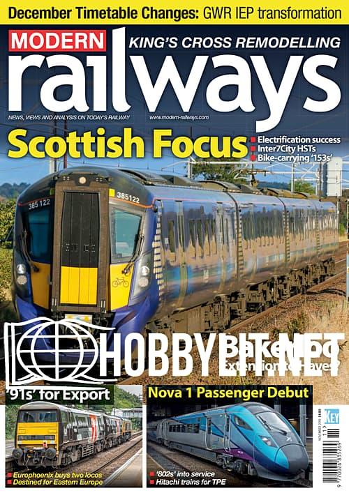 Modern Railways - November 2019