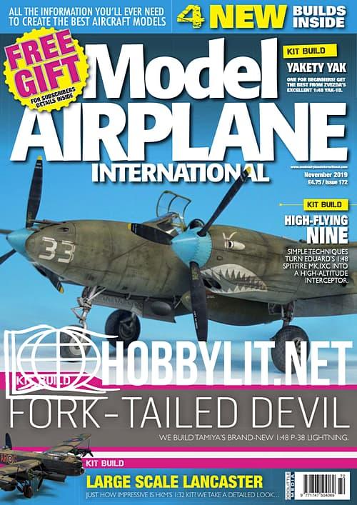 Model Airplane International - November 2019