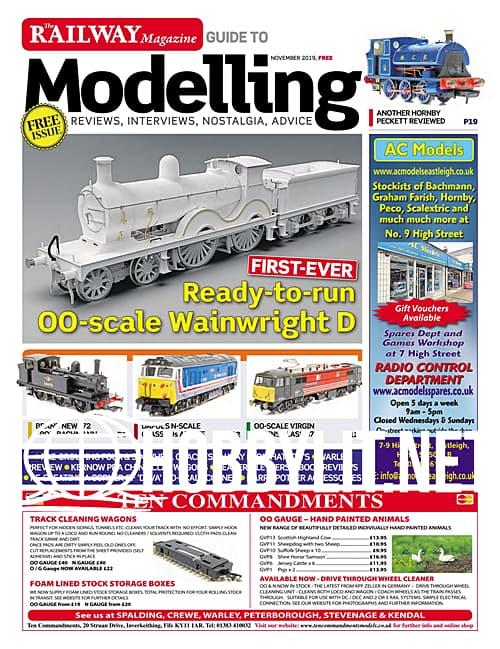 Railway Magazine Guide to Modelling – November 2019