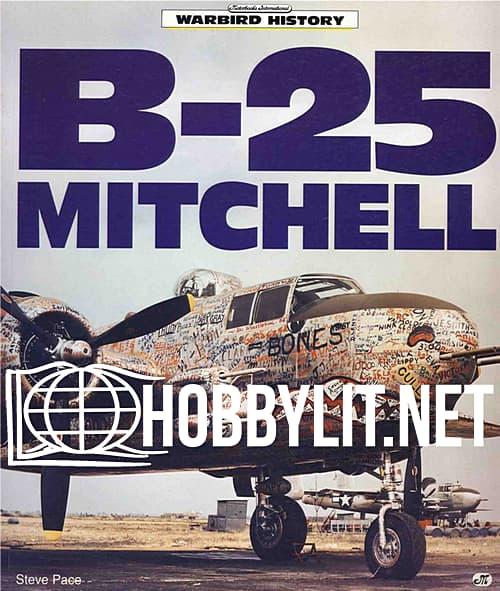 Warbird History - B-25 MITCHELL