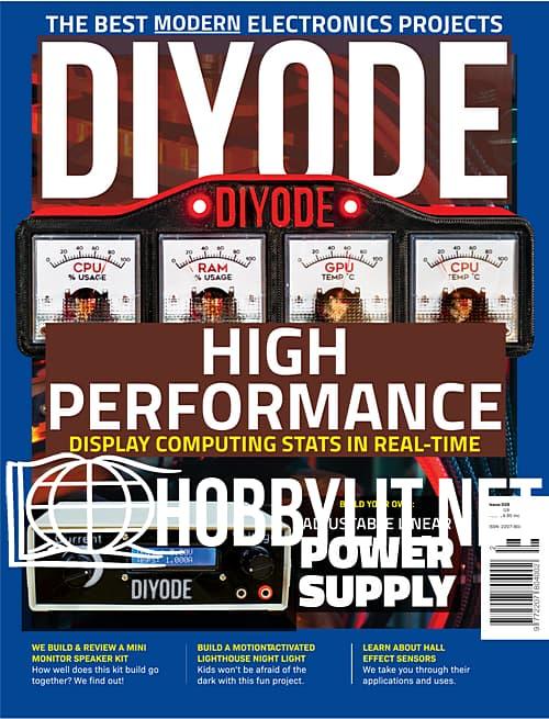 DIYODE Issue 028 - November 2019