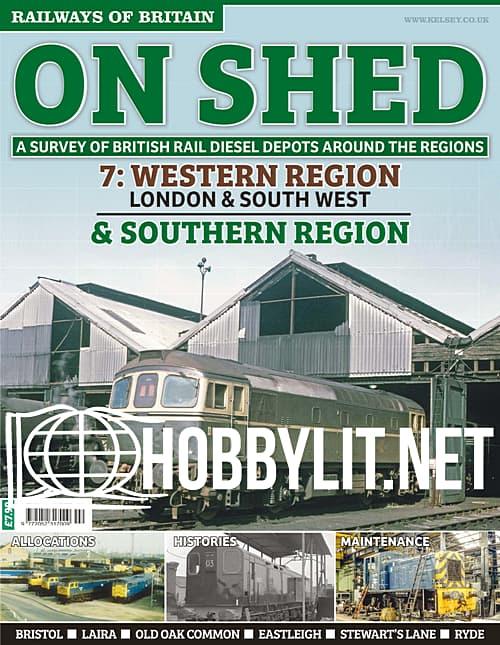 On Shed 7: Western Region & Southern Region