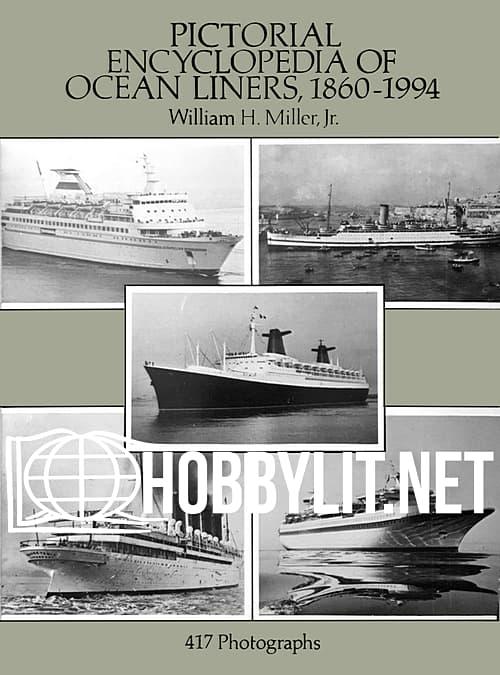Pictorial Encyclopedia of Ocean Liners 1860-1994