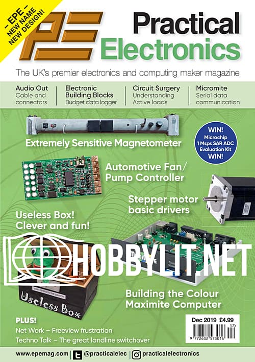 Practical Electronics - December 2019