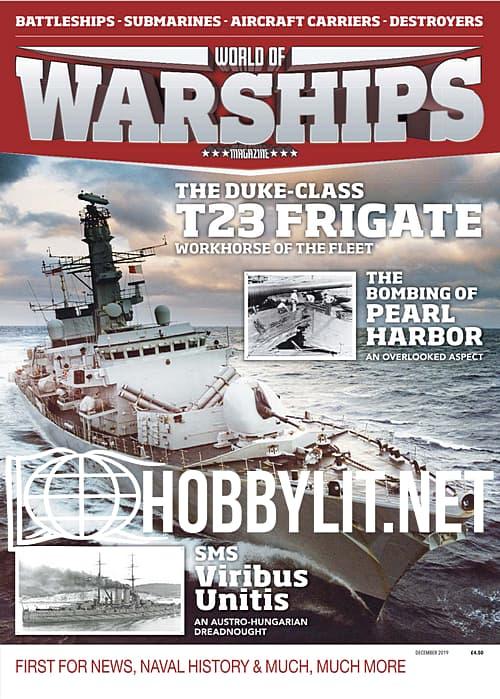 World of Warships Magazine - December 2019