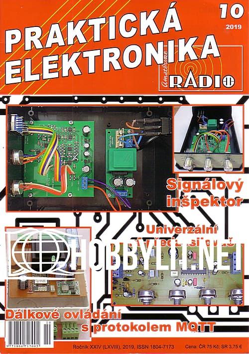 Prakticka Elektronika 2019-10