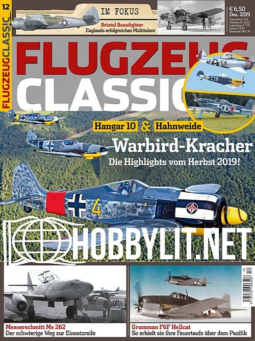 Flugzeug Classic – Dezember 2019