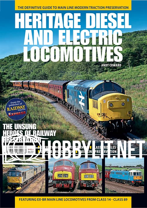 Heritage Diesel and Electric Locomotives