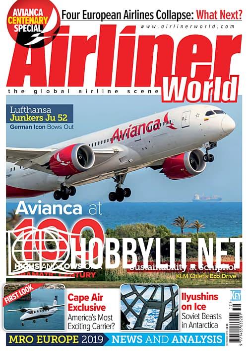 Airliner World - December 2019