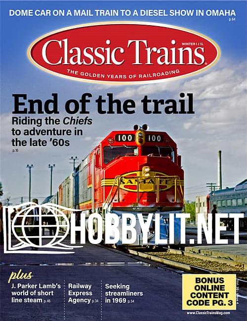 Classic Trains - Winter 2019