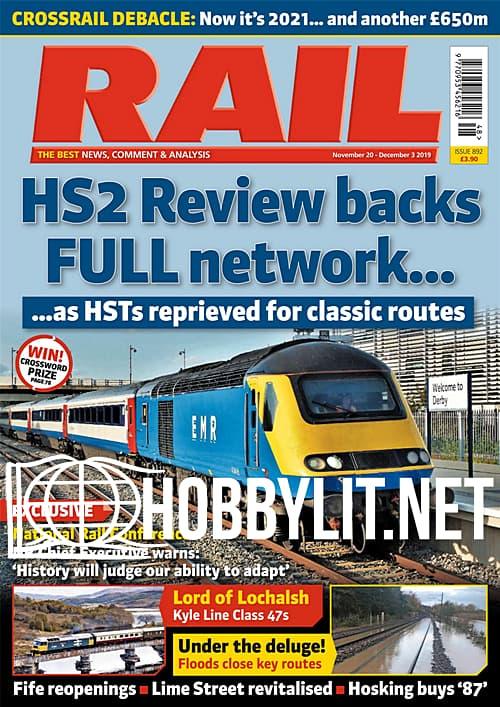 RAIL - 20 November 2019