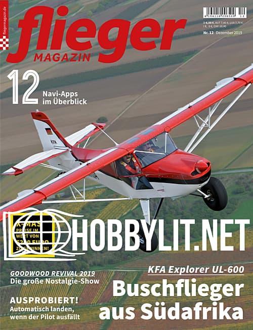 Fliegermagazin - Dezember 2019