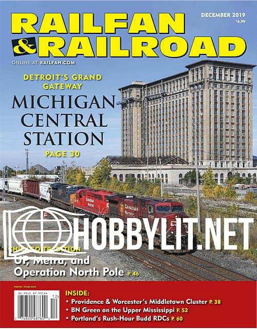 Railfan & Railroad - December 2019