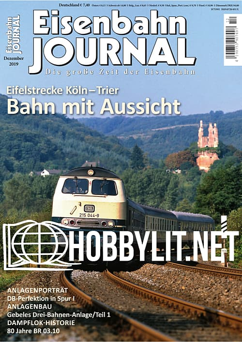 Eisenbahn Journal - Dezember 2019