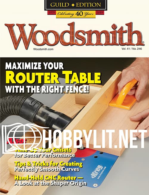 Woodsmith – December/January 2020 246wdsm20