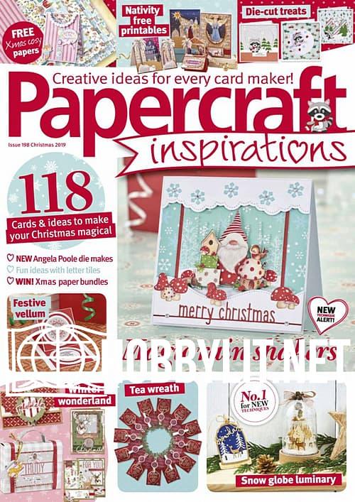 PaperCraft Inspirations - Christmas 2019