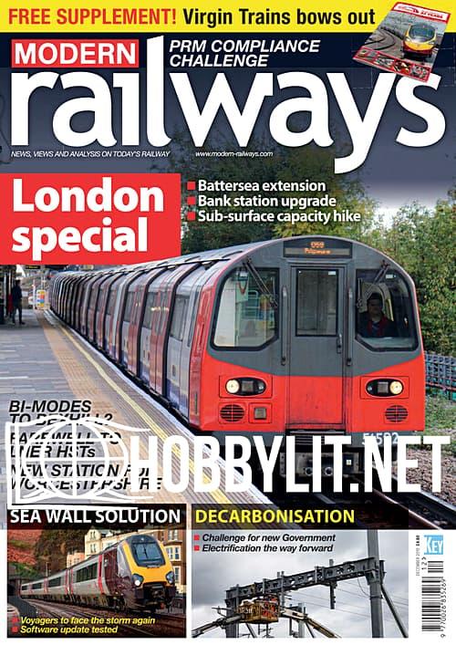 Modern Railways - December 2019