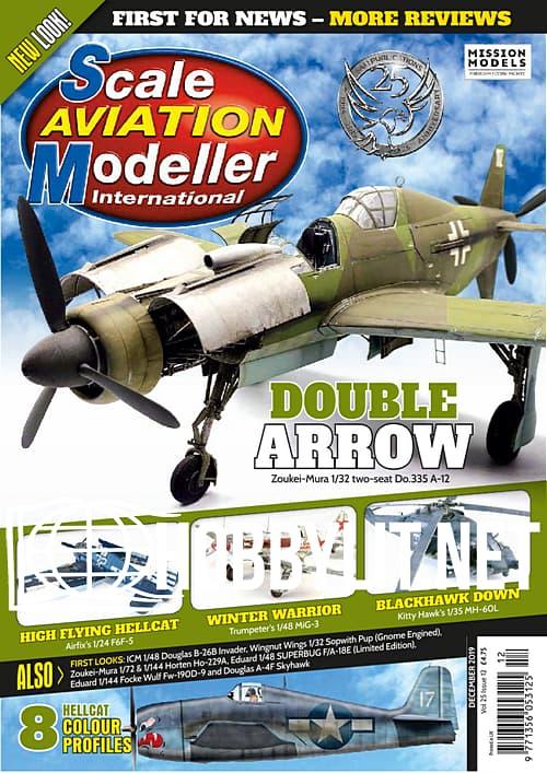 Scale Aviation Modeller International - December 2019