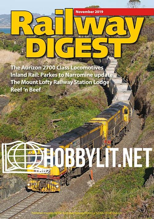 Railway Digest - November 2019