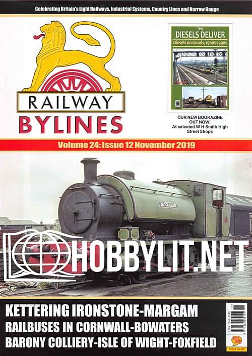 Railway Bylines - November 2019