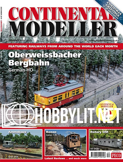 Continental Modeller - December 2019