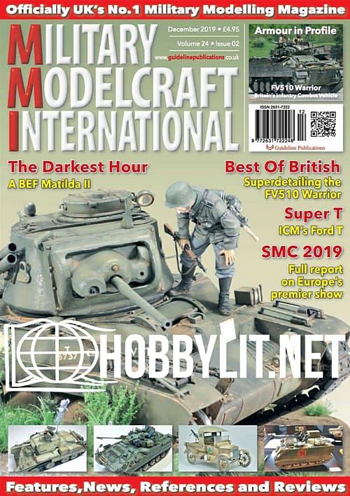 Military Modelcraft International - December 2019