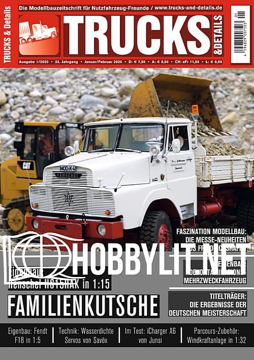 Trucks & Details – Januar/Februar 2020