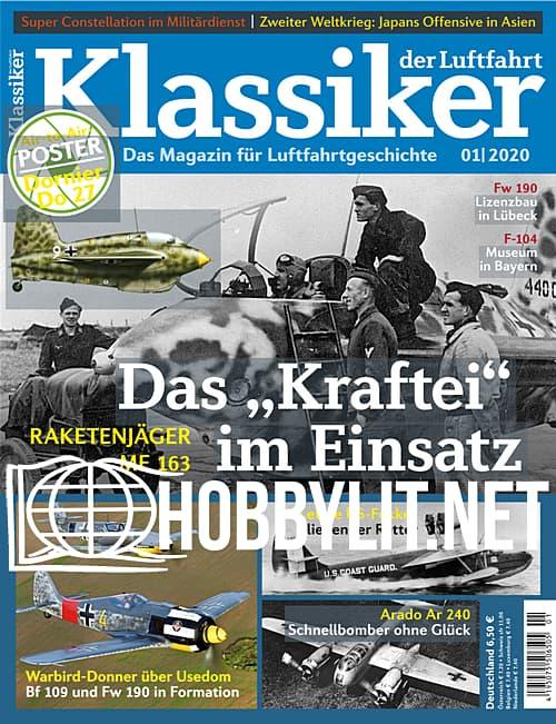 Klassiker der Luftfahrt 2020-01