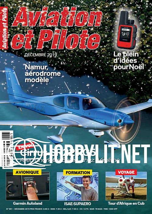 Aviation et Pilote - Décembre 2019