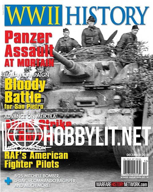 WWII History Magazine - December 2019